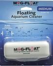 GULFSTREAM TROPICAL Mag-Float Floating Glass Aquarium Cleaner – Medium