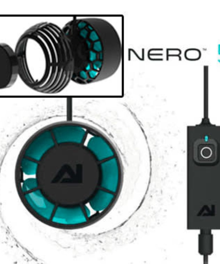 Aquaillumination AQUAILLUMINATION Nero 5 Submersible Wave Pump