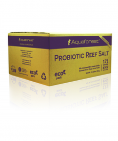 Aquaforest AQUAFOREST Probiotic Reef Salt Box 25kg