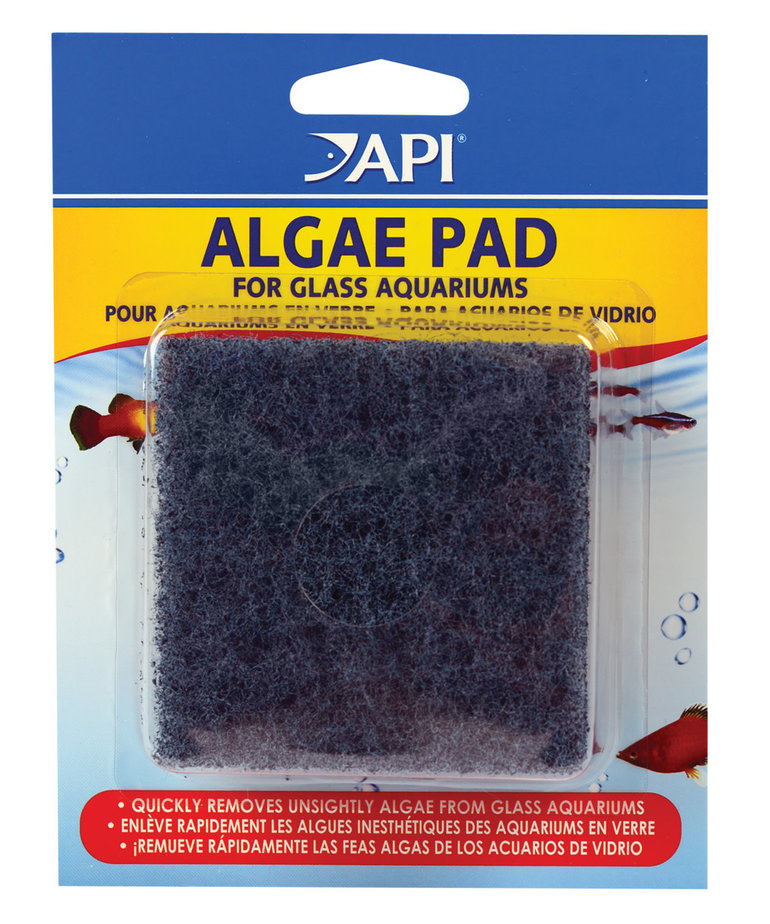 API Hand Held Algae Pad - Glass