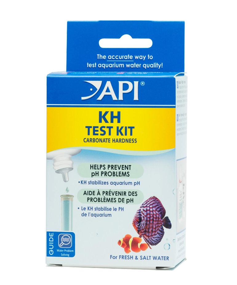 API KH Carbonate Hardness Test Kit - Freshwater/Saltwater
