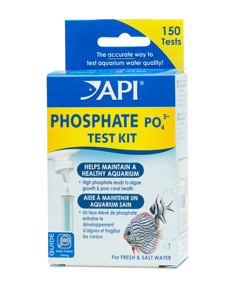 API Phosphate Test Kit - Freshwater/Saltwater