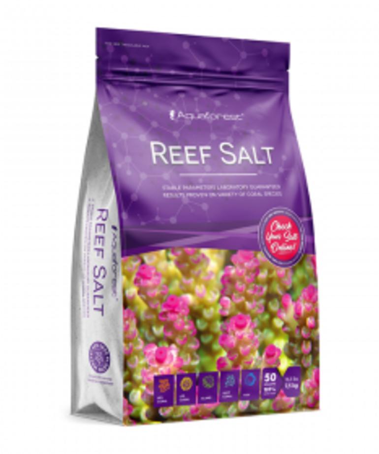 Aquaforest AQUAFOREST Reef Salt Bag 7.5kg