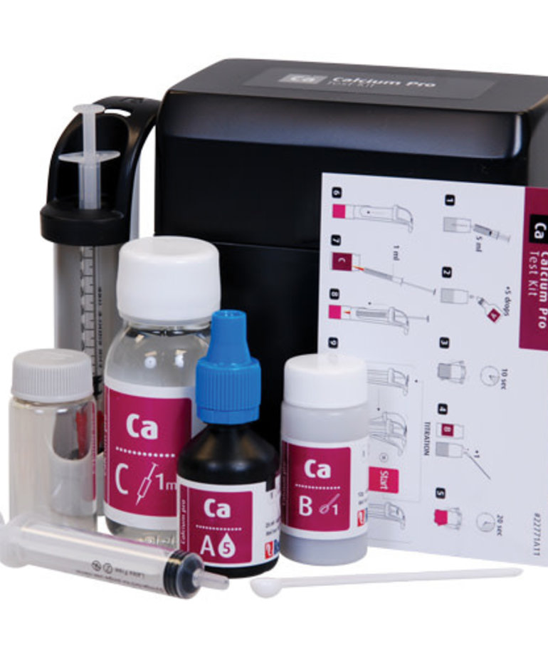 Red Sea RED SEA Calcium Pro Test Kit - 75 Tests