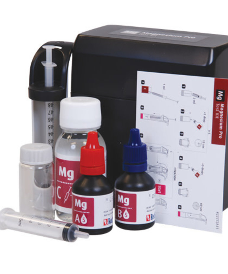 Red Sea RED SEA Magnesium Pro Test Kit - 100 Tests