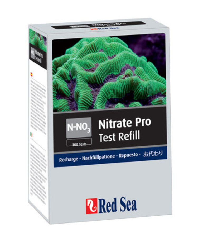 Red Sea RED SEA Nitrate Pro Refill Test