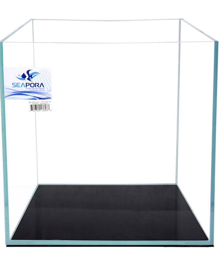 SEAPORA Crystal Series Cube Aquarium - 4 gal