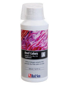 Red Sea RED SEA Reef Colors - A (Iodine/Halogens) - 500 ml