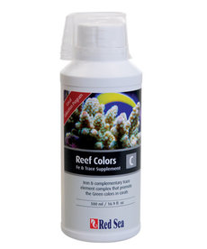 Red Sea RED SEA Reef Colors - C (Iron/Trace) - 500 ml