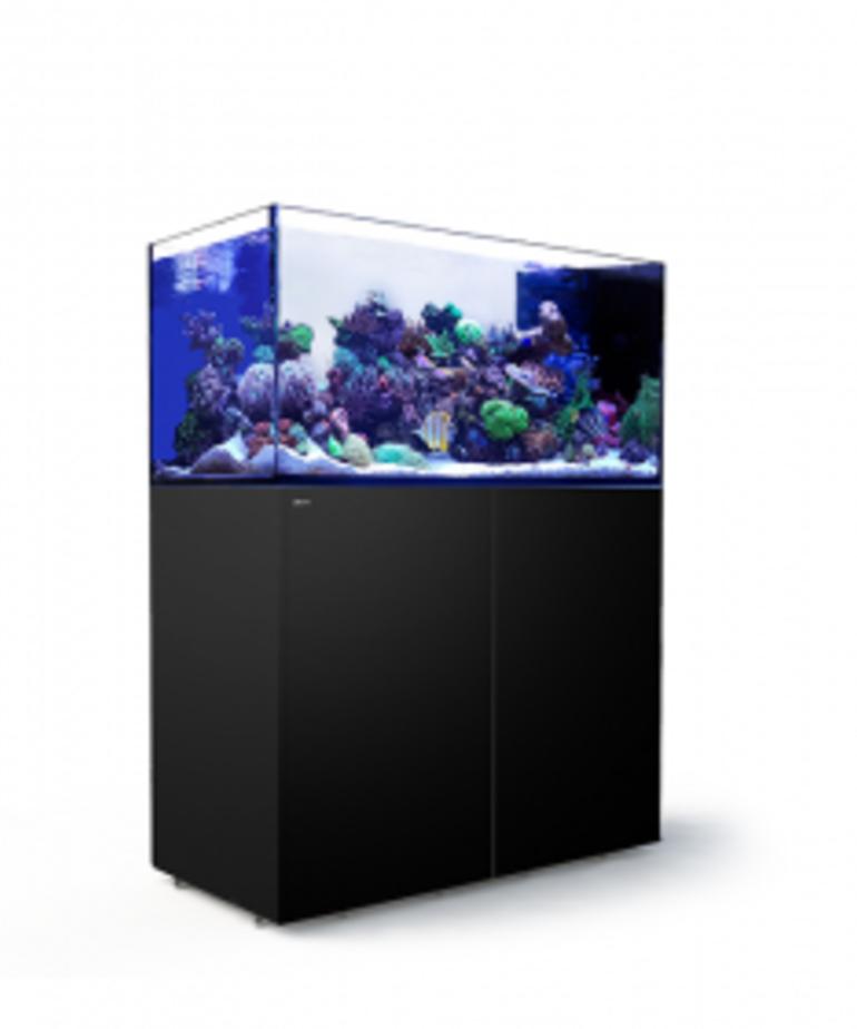 Red Sea RED SEA REEFER Peninsula Rimless Reef-Ready Aquarium System - P500 - Black