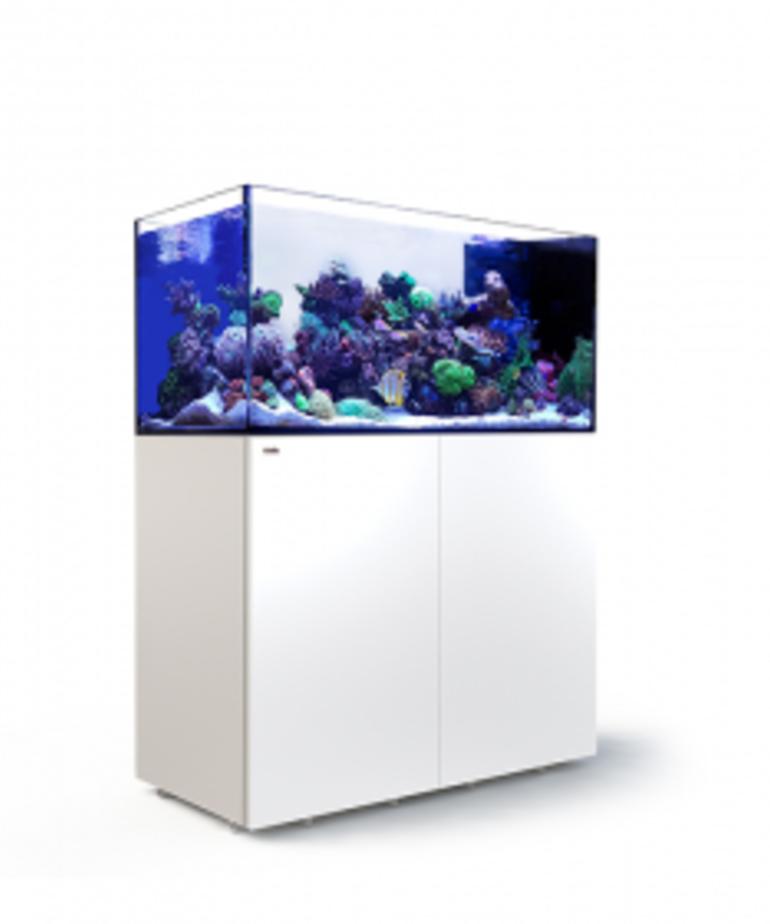 Red Sea RED SEA REEFER Peninsula Rimless Reef-Ready Aquarium System - P500 - White