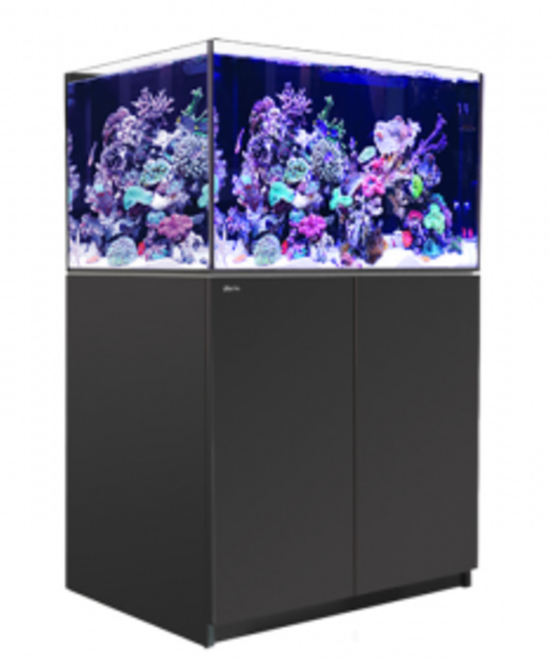 Red Sea RED SEA REEFER XL Rimless Reef-Ready Aquarium System - 300 - Black