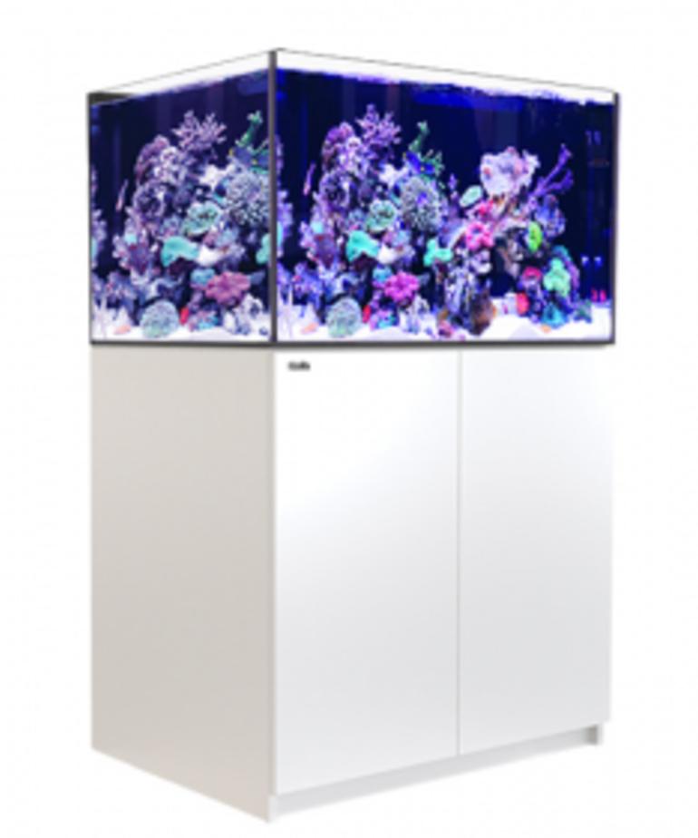 Red Sea RED SEA REEFER XL Rimless Reef-Ready Aquarium System - 300 - White