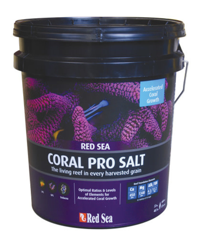Red Sea RED SEA Coral Pro Salt 175 gal
