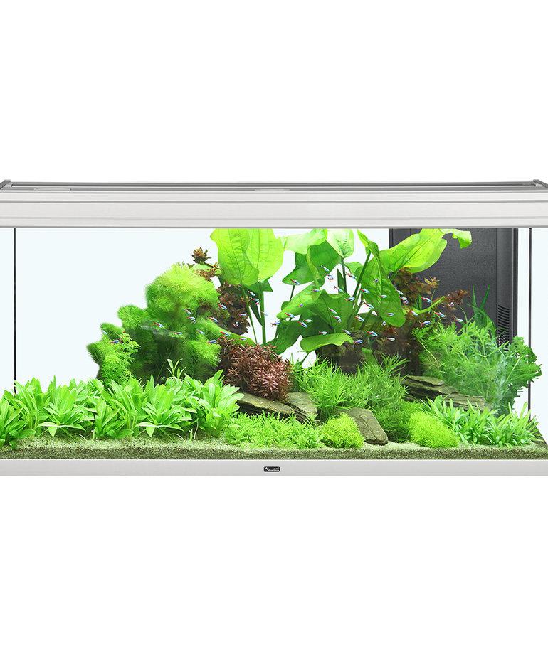 """AQUATLANTIS Elegance Expert 120 Aquarium - (Grey) - 48"""" x 16"""" - 61 gal"""