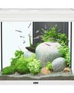 """AQUATLANTIS Elegance Expert 60 Aquarium - (White) - 24"""" x 15.75"""" - 27.5 gal"""