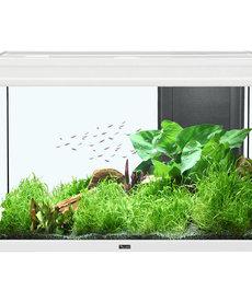 """AQUATLANTIS Elegance Expert 80 Aquarium - (White) -  31.75"""" x 15.75"""" - 36.5 gal"""
