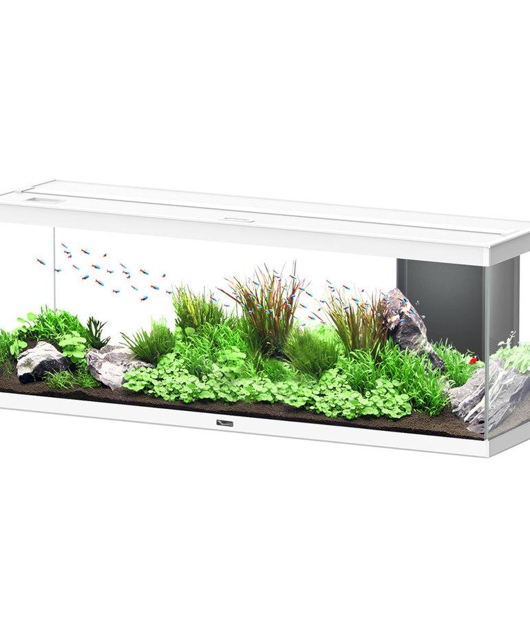 "AQUATLANTIS Style LED 120 Aquarium - (White) - 48"" x 16"" x 16"" - 45.5 gal"