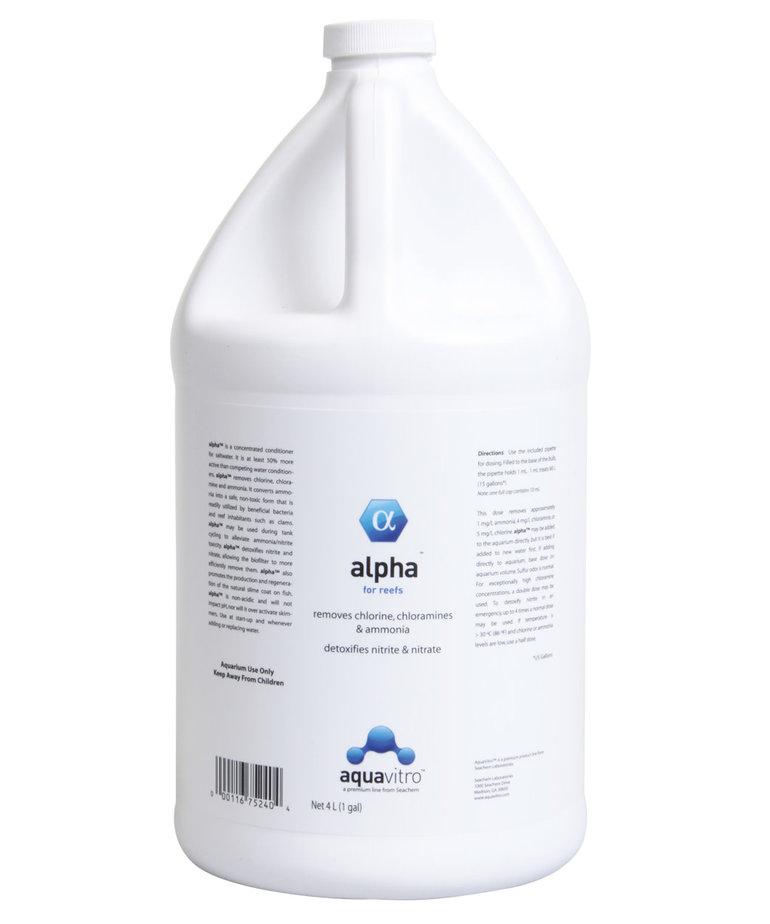 AQUAVITRO Alpha - 4 L