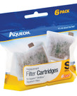 AQUEON Replacement Filter Cartridge For MiniBow 1, 2.5, 5 - Small - 6 pk