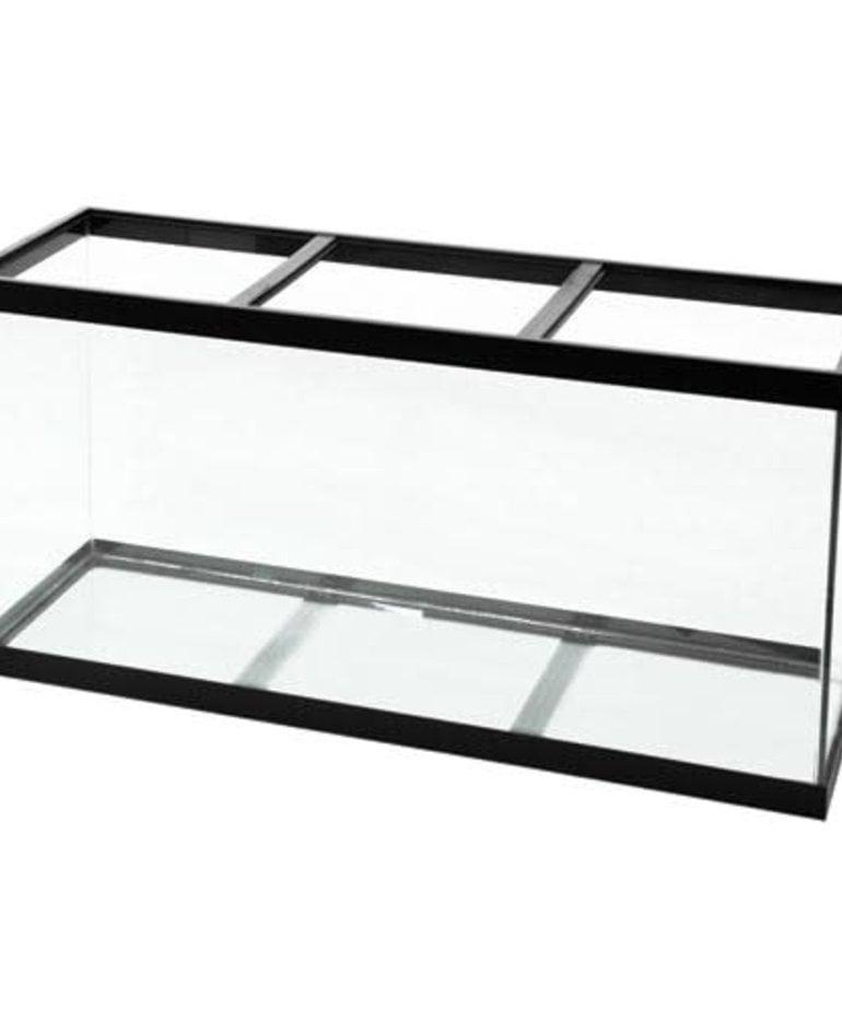 AQUEON Standard Aquarium - Black Frame - 210 gal - Clear Silicone