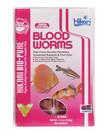 Hikari Bio-pure HIKARI BIO-PURE Frozen Blood Worms - Cubes - 3.5 oz