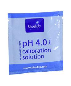 Bluelab BLUELAB pH 4.0 Calibration Solution - 20 ml