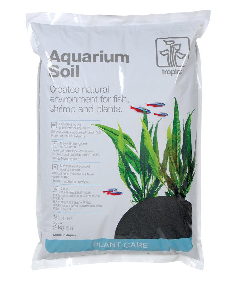TROPICA Aquarium Soil - 9 kg