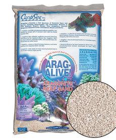 CARIBSEA Arag-Alive! Special Grade Reef Sand 20 lb