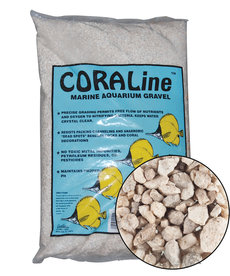 CARIBSEA Coraline Caribbean Crushed Coral 40 lb