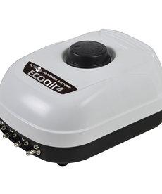 Ecoplus ECOPLUS Eco Air 4 Adjustable Air Pump - 4 Outlet - 6.5 W - 253 gph
