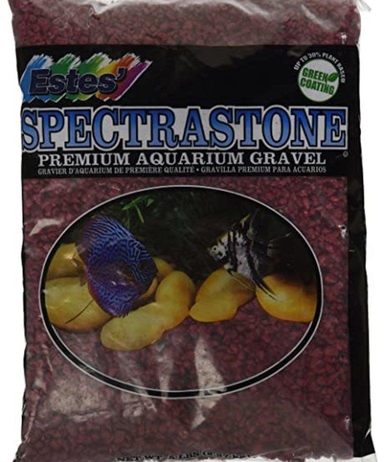 ESTES Special Spectrastone Gravel - RED- 25 lb