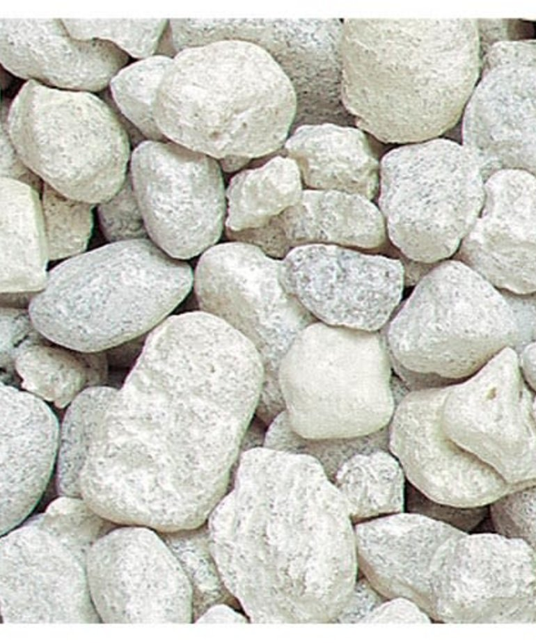 ESTES Special Spectrastone Gravel - White- 25 lb