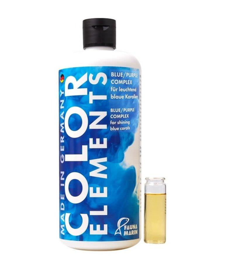 fauna marin FAUNA MARIN Color Elements - Blue / Purple Complex 500 ml