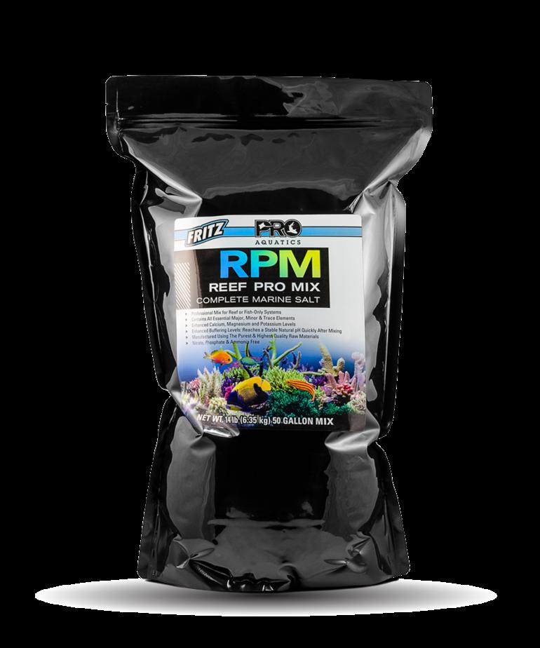 FRITZ ProAquatics Reef Pro Mix Complete Marine Salt 53 ga