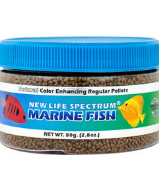NEW LIFE SPECTRUM Naturox Marine Fish Sinking Pellets - 1 - 1.5 mm 80 gr.