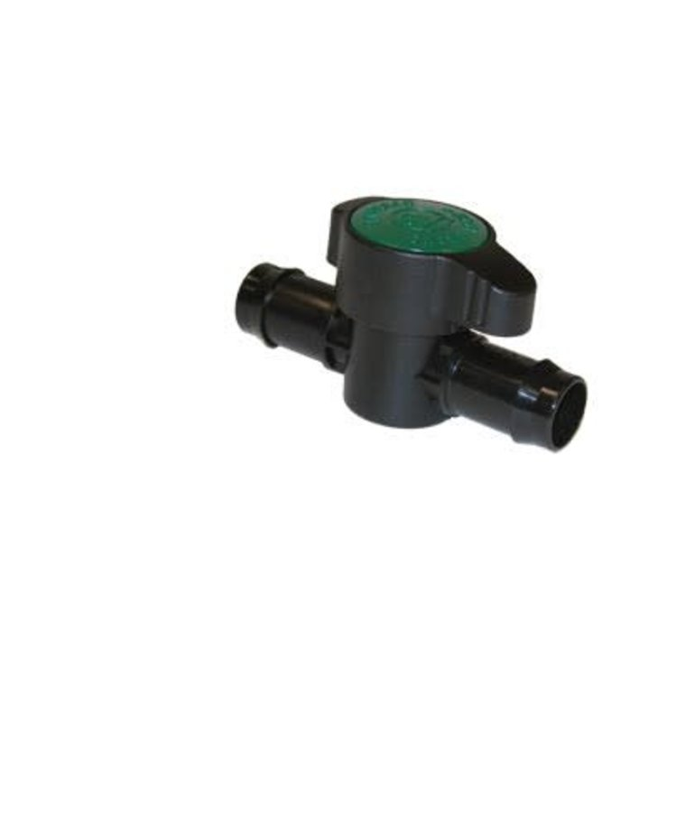 """TWO LITTLE FISHIES Ball Valve - 3/4"""" Barbed"""