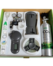 ISTA CO2 Aluminum Cylinder Set - Professional