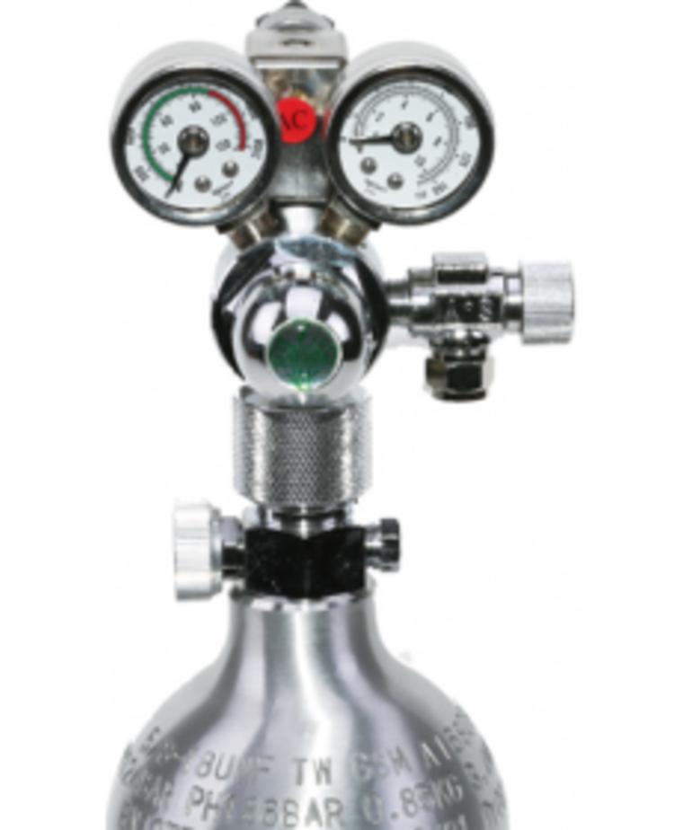 ISTA CO2 Controller (vertical type)