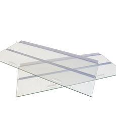 """SEAPORA Glass Canopy - 72"""" x 18"""""""