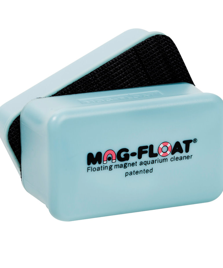 GULFSTREAM TROPICAL Mag-Float Floating Aquarium Cleaner Acrylic, Small