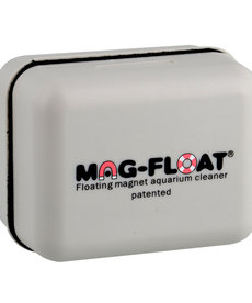 GULFSTREAM TROPICAL Mag-Float Floating Aquarium Cleaner Glass, Large