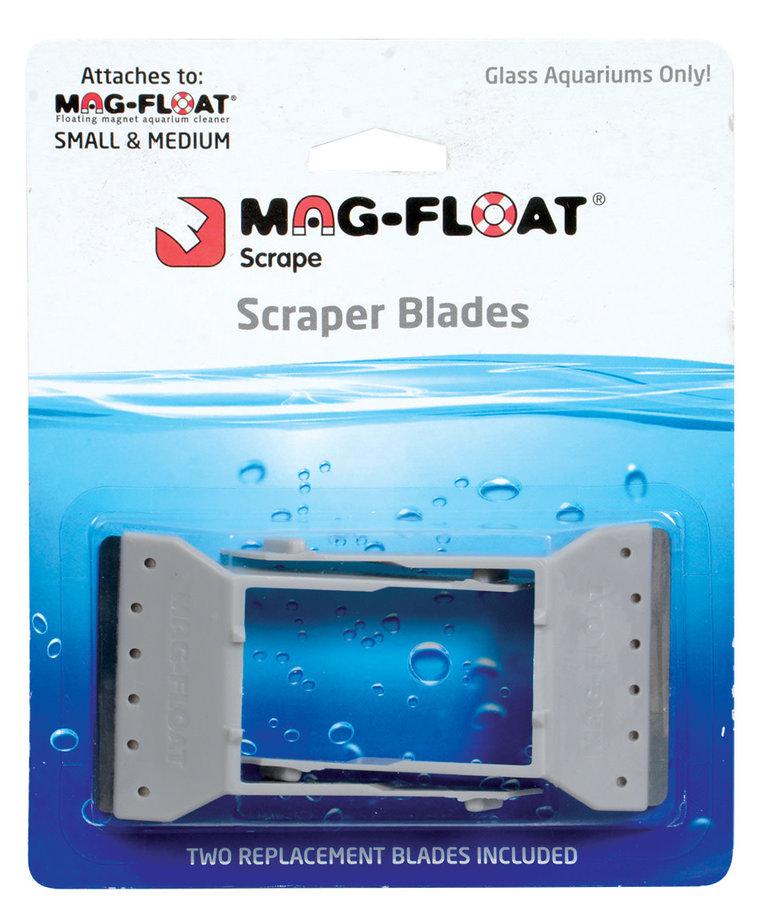 GULFSTREAM TROPICAL Scraper Blades for Mag-Float Small/Medium - 2 pk