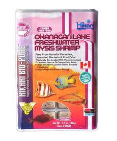 Hikari Bio-pure HIKARI BIO-PURE Frozen Okanagan Lake Freshwater Mysis Shrimp - Cubes - 3.5 oz