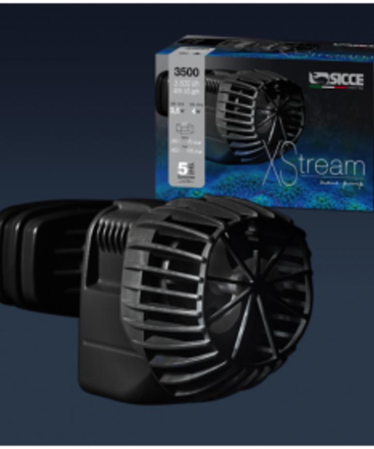 SICCE Xstream 1720 Wave Pump Powerhead 1720gph (6500l/h)