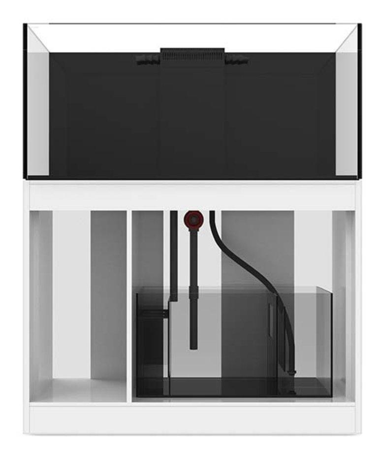 Waterbox WATERBOX AQUARIUMS Marine  X 110.4 Blanc