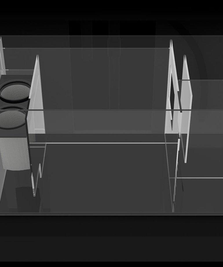 Waterbox WATERBOX AQUARIUMS Marine X 110.4 Noir
