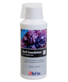 Red Sea RED SEA Reef Foundation Supplement - A (Ca/Sr) 500 ml
