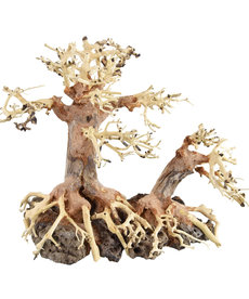 UNDERWATER TREASURES Bonsai Wood With Rock Md