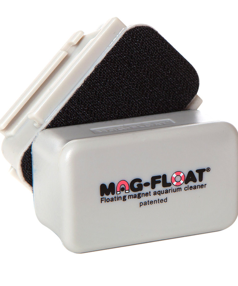 GULFSTREAM TROPICAL Mag-Float Floating Glass Aquarium Cleaner - Small